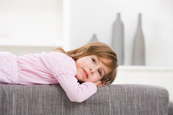 Новая детская болезнь: гиподинамия