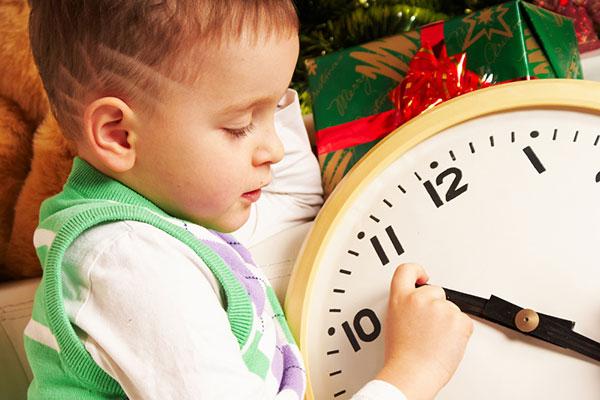 Ребенок и время: когда рождаются «завтра» и «вчера»?