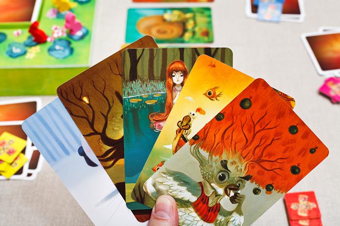 Страна фантазий: настольные игры, развивающие воображение