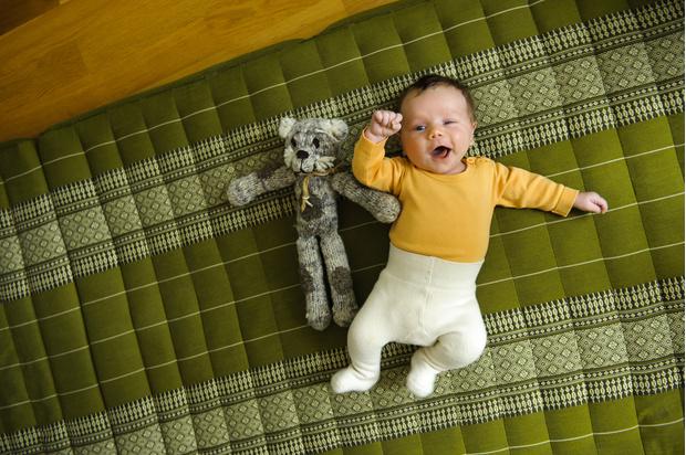 Фото №1 - Озорной малыш. Тур 8
